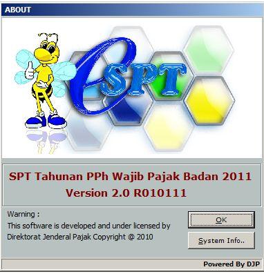 Espt Tahunan Badan 2011 Faisal Tax S Blog